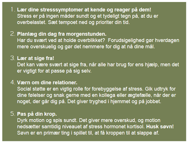 forebyg stress1