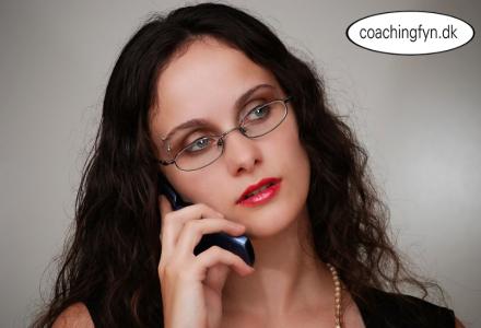 Nu mulighed for On-line coaching/sparring/supervision via Skype, Facebook eller pr. telefon 2051 3032.
